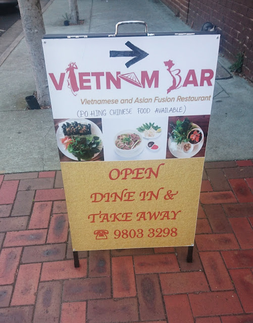 Vietnam Bar, Mt Waverley