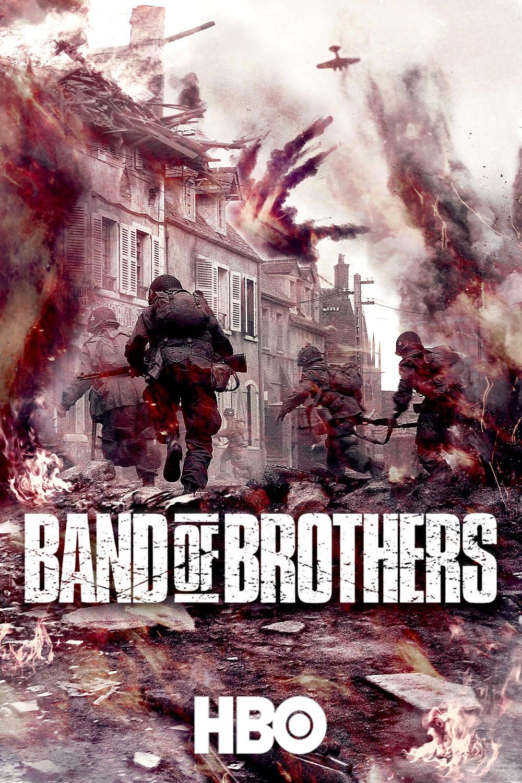 Band of Brothers (2001) Temporada 1 REMUX 1080p Latino