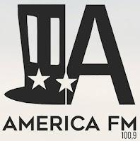 Rádio América FM 100,9 de Aquidauana MS