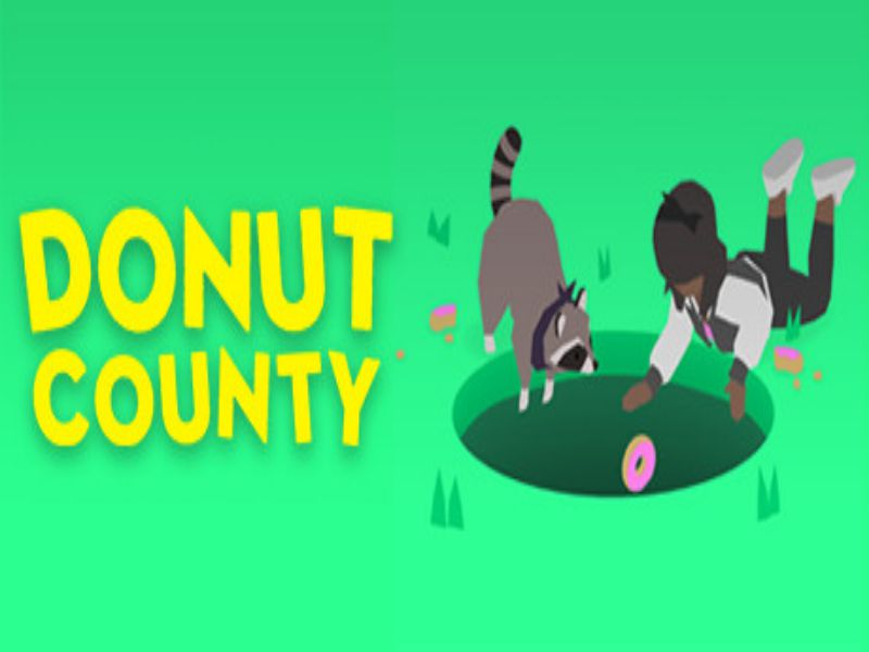 Download Donut County Game PC Free