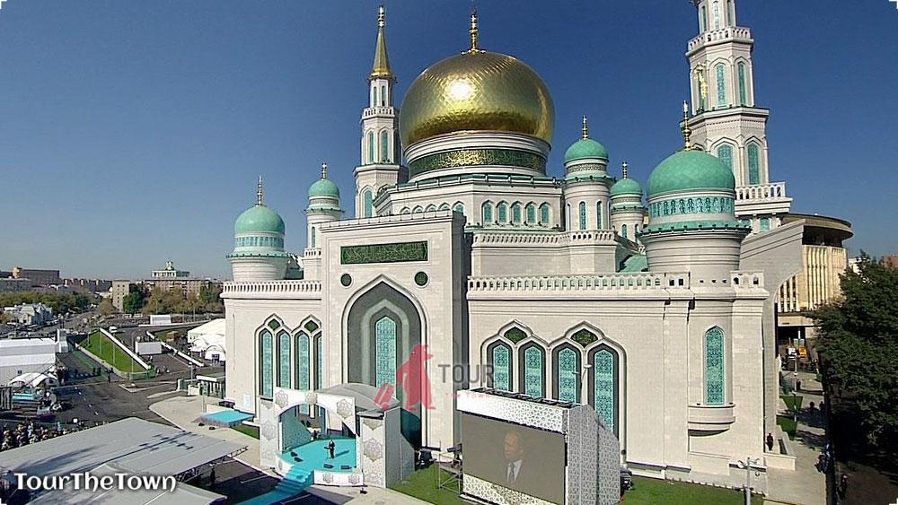 Moscow Kremlin Mosque