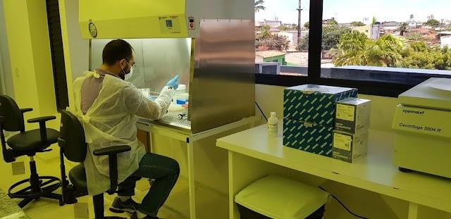 UFRN começa a fazer testes para coronavírus; capacidade é de 260 exames por dia