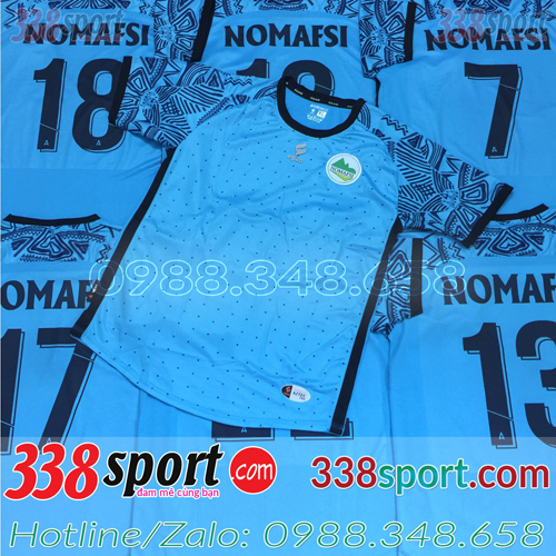 In áo bóng đá đẹp tại Ninh Bình