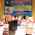Relawan IWO Kabupaten Inhil Dipercaya Salurkan Paket Sembako