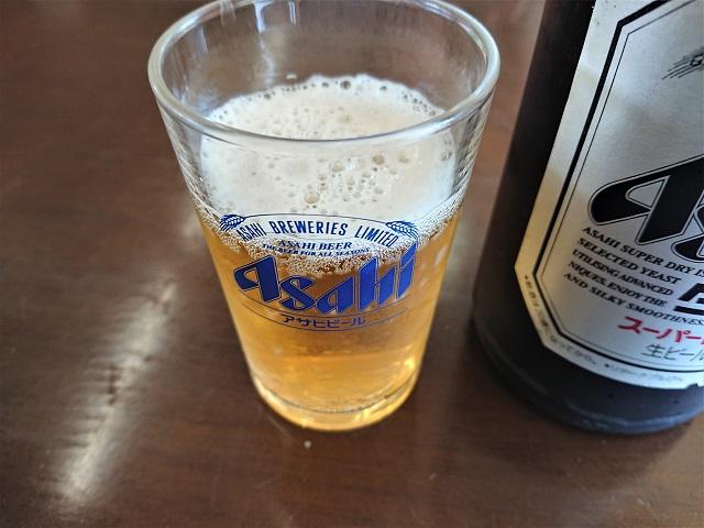 印旛沼漁業協同組合直営レストラン ビール