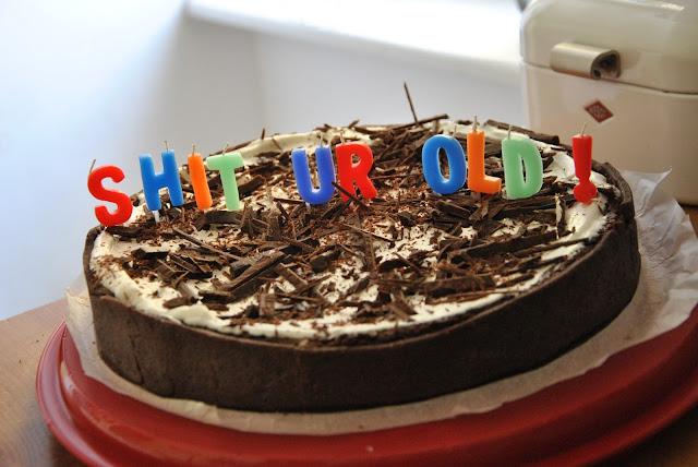 Mississippi Mud Pie - Schokoladenkuchen