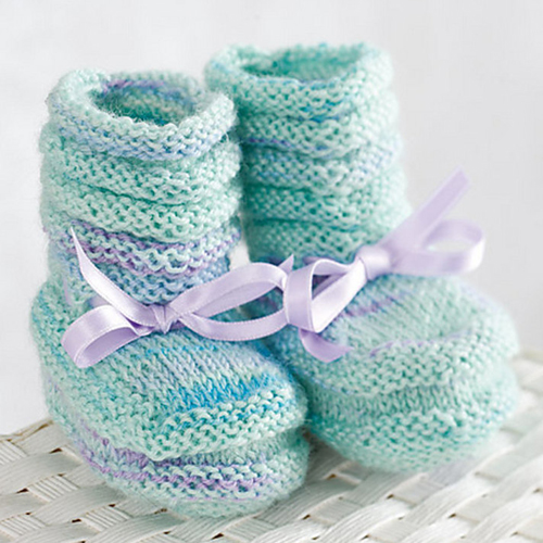 Baby Booties - Free Pattern