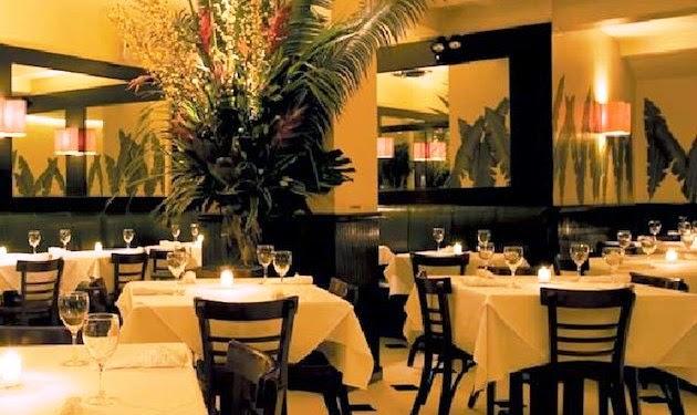 Indochine Restaurant em Nova York