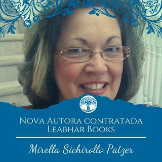 Mirella Sichirollo Patzer POST Apaixonada por Romances Lu Zuanon