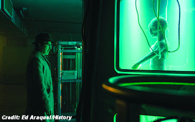 Project Blue Book: Alien-Hunting Agents Seek the Truth About UFOs