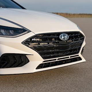 هيونداي سوناتا ان لاين، سيارة هيونداي سوناتا الجديدة، سيارة هيونداي 2020، Hyundai sonata N Line