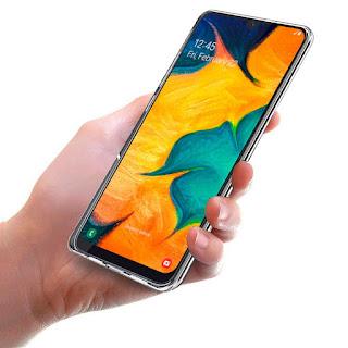 Samsung Galaxy A30 hp samsung dengan ahrga dua jutaan