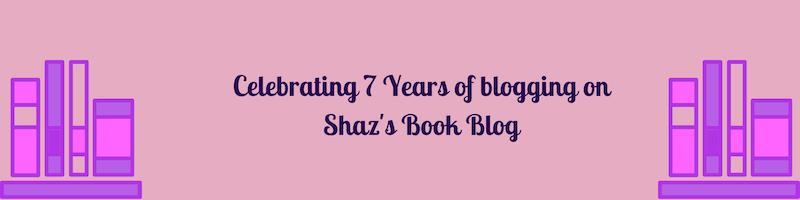 Shaz's Book Blog: October 2018