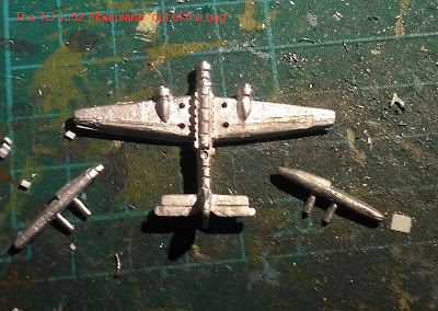 On the workbench - July part 3