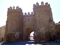 Puerta san Andrés; Villalpando; Zamora; Castilla y León