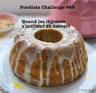 Logo Foodista Challenge #69