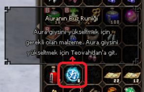 Auranın Buz Runiği