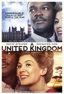 A United Kingdom (2016) filmske recenzije