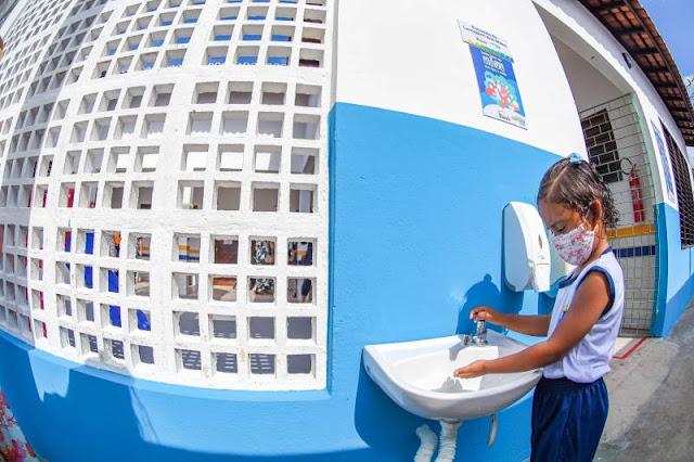 São Luís; Rede Municipal de Ensino prepara volta as aulas