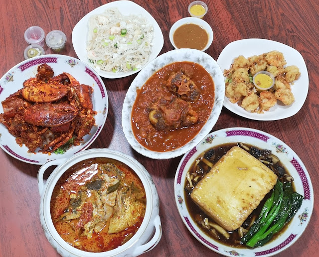 Famous Treasure and Famous Kitchen National Day Takeaway