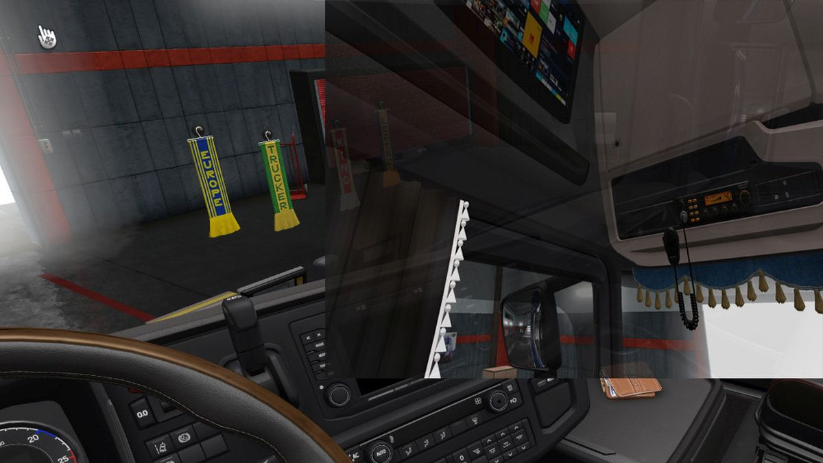 Truck - Scania S Series + Interior v 1.0