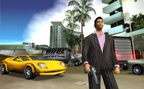 Grand Theft Auto: Vice City Game free download full