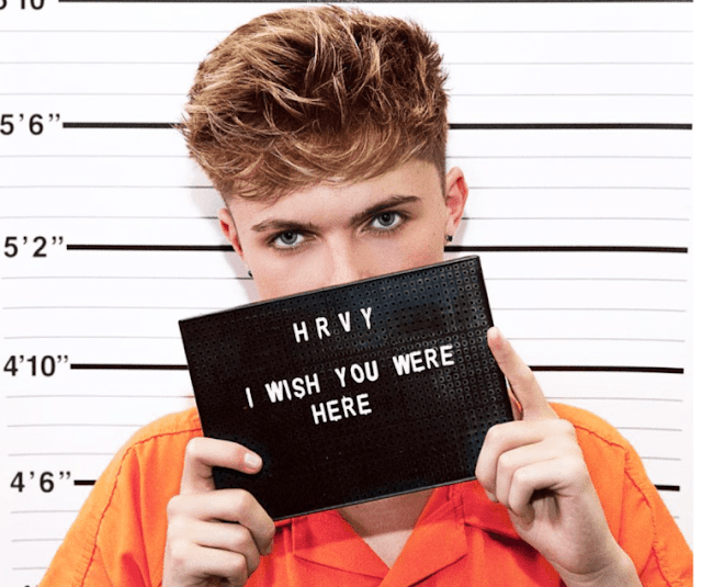 Video: HRVY - I Wish You Were Here