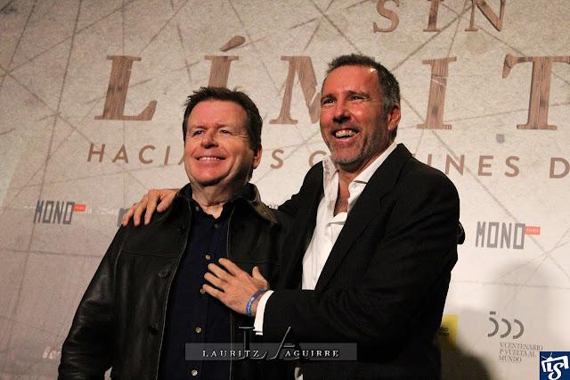 Simon west y MIguel menendez