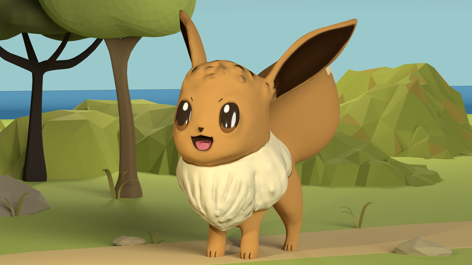 Pokemon 06: Eevee