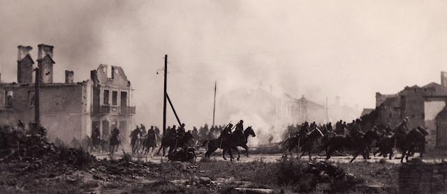 Horses in World War II worldwartwo.filminspector.com Polish cavalry