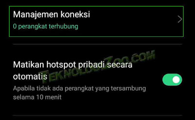 cara membatasi pengguna hotspot di hp oppo a37