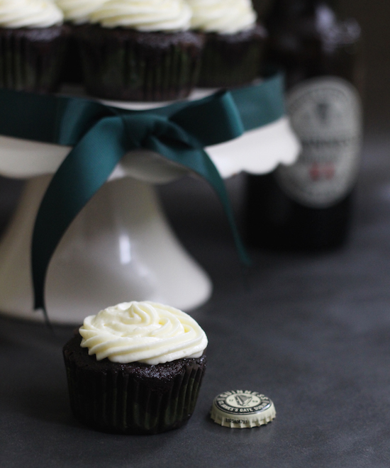 Guinness cupcake UK recipes