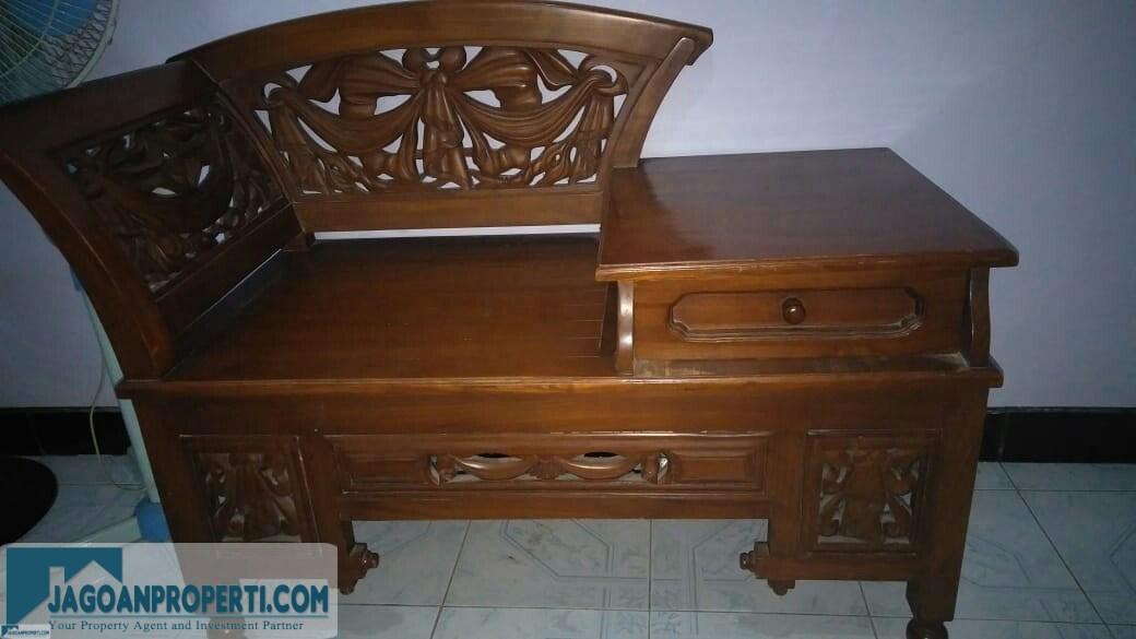 Rumah Di Pbi Araya Malang Plus Furniture Kayu Jati Jual