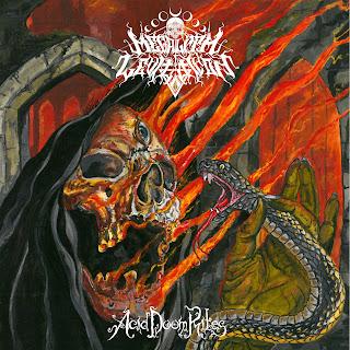 Megalith Levitation - Acid Doom Rites
