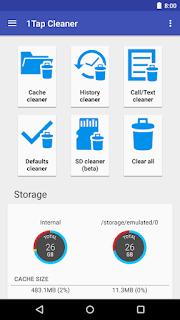 1Tap Cleaner Pro Mod Lite v3.59