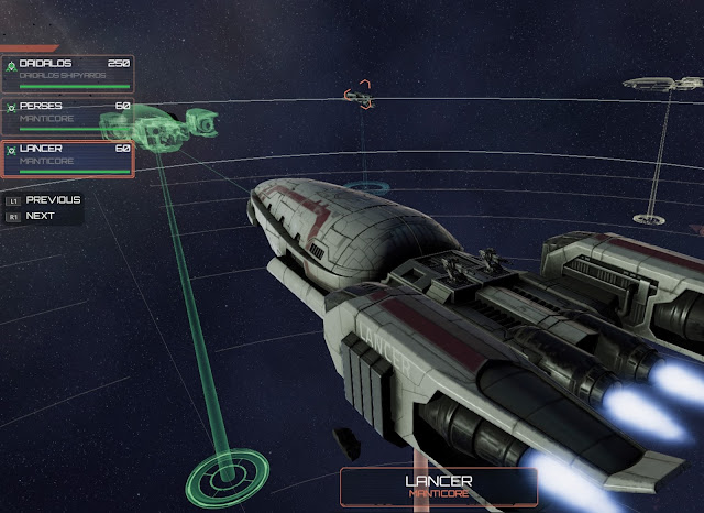 Battlestar Galactica: Deadlock review