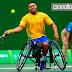 Representante luziense na Paralimpíada, Daniel Rodrigues tem breve participação