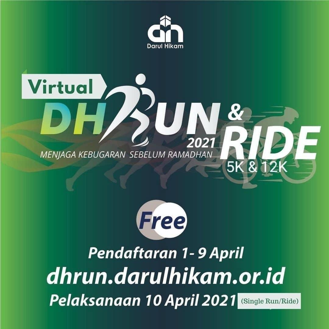 Darul Hikam Run & Ride • 2021
