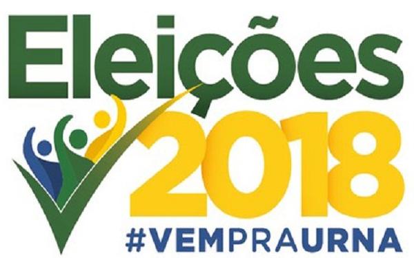 Logotipo das Eleições 2018 (Imagem: Reprodução/TSE)