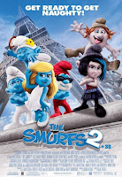 The Smurfs 2 (2013) 720p Hindi BRRip Dual Audio Full Movie Download