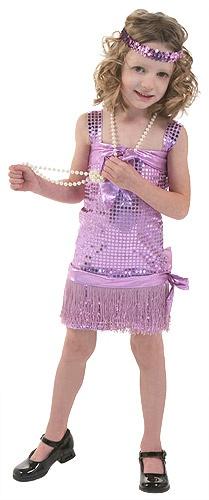 disfraz bailarina charleston