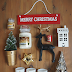 MY CHRISTMAS HOME DECORATIONS + 50% OFF YANKEE CANDLE!