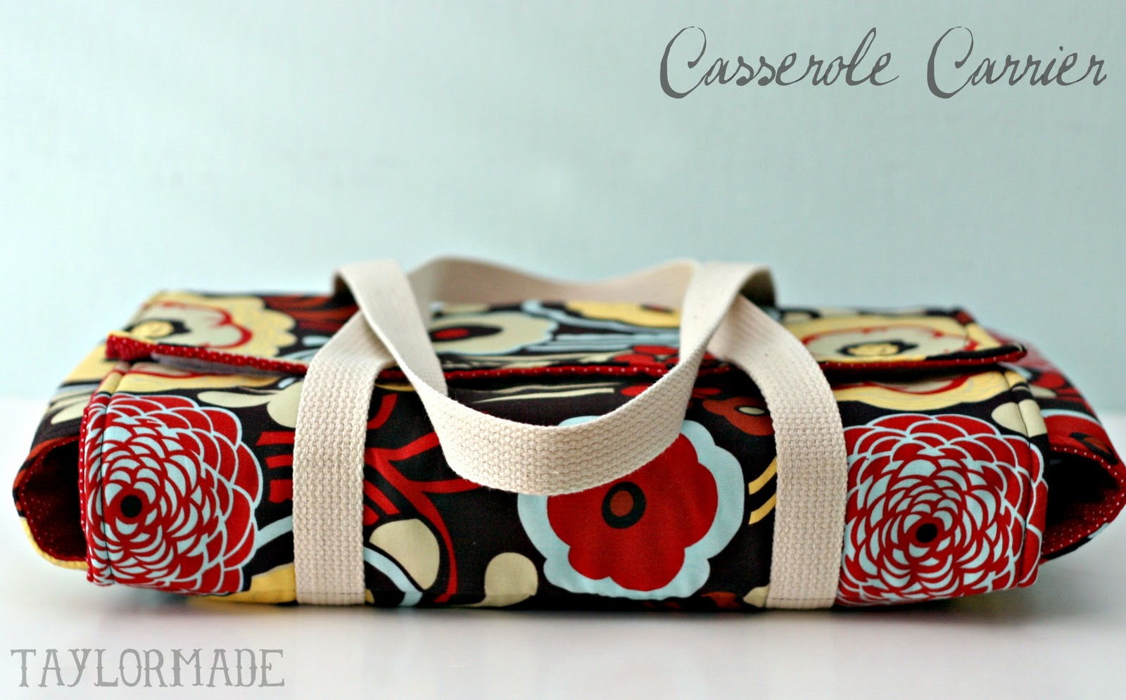 Casserole Carrier - TaylorMade