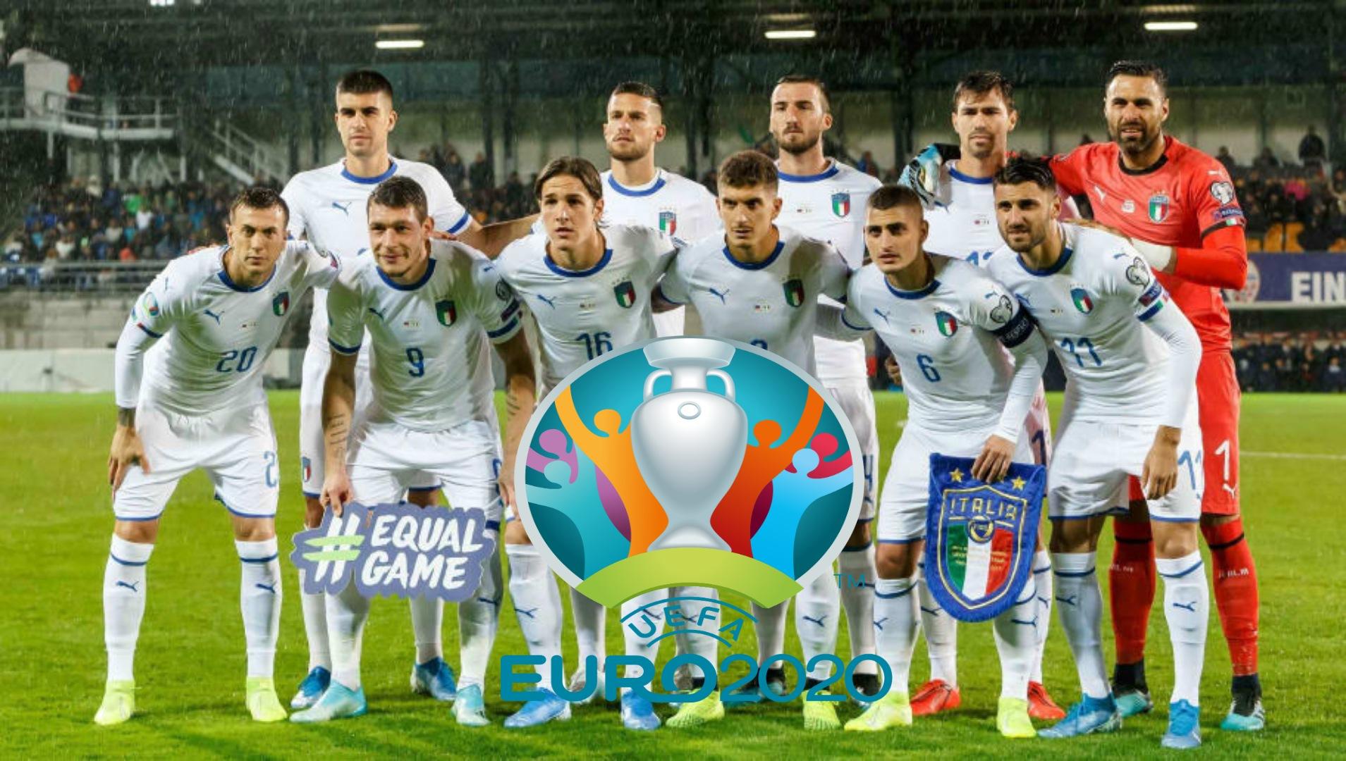 Senarai Rasmi Pemain Itali EURO 2020