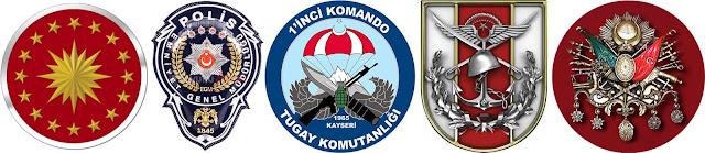 Arma amblem Logo Örnekleri Modelleri