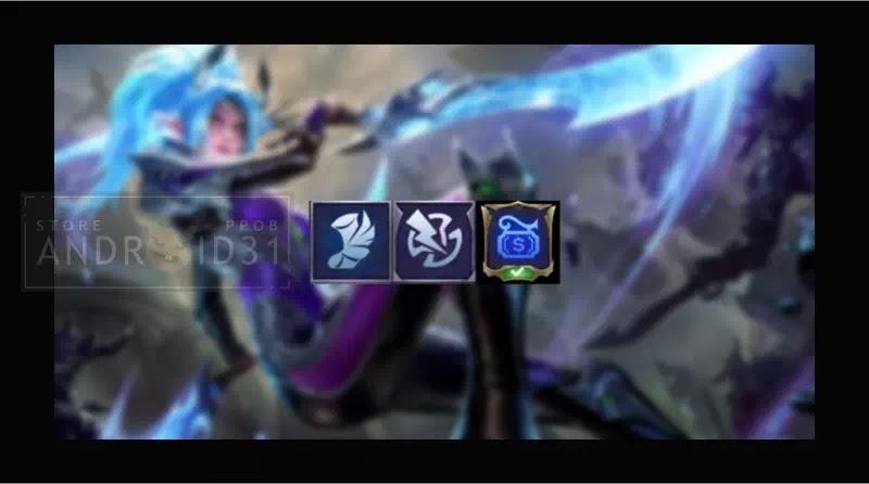 Emblem Build Karina Mobile Legends