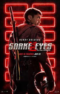 Snake Eyes: G.I. Joe Origins 2021