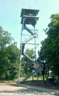 Gettysburg Battlefield Observation Tower