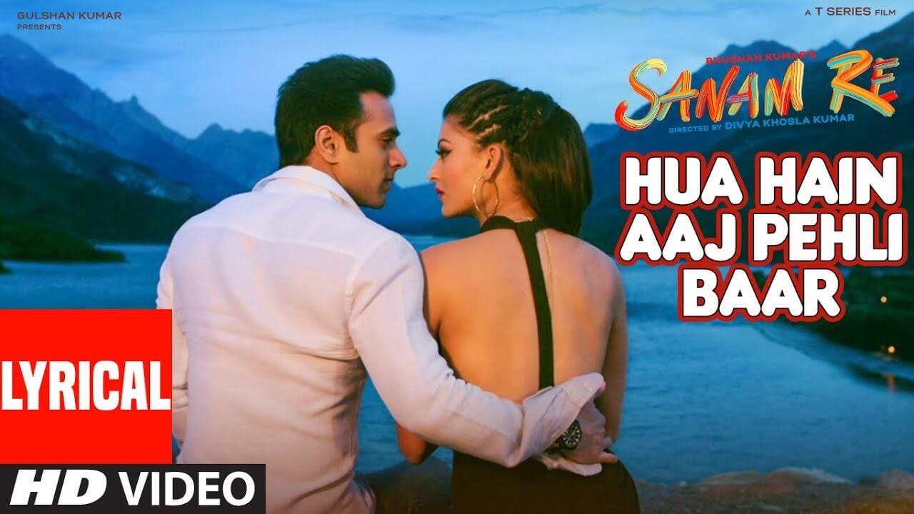 Hua Hain Aaj Pehli Baar lyrics in Hindi