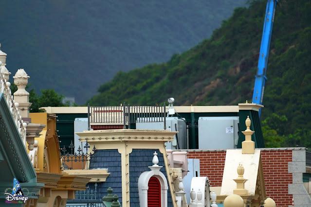 Hong-Kong-Disneyland- Refurbishment-Updates-Mid-June-2021-Main-Street-Sweets, 香港迪士尼樂園, HKDL「粉飾」工程記錄(2021年6月 中旬號)「大街糖果店」投影裝置